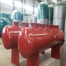 分氣缸臥式分氣缸儲氣罐分氣缸廠家圖片
