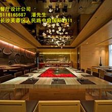 长沙湘潭中式风格茶楼装修设计,中西餐厅装修风格找湖南领头羊餐厅设计