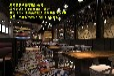 贵州贵阳工业风餐厅餐饮装修设计找湖南领头羊餐厅设计公司