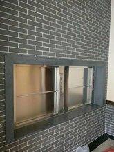 深圳傳菜電梯曳引機鋼絲繩、控制系統配件更換圖片