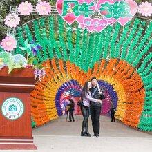 沧州风车主题景区策划风车节策划风车长廊策划