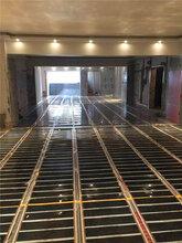 上海地暖公司电热膜地暖系统安装图片