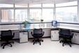 中國有色大廈精裝寫字樓費用全包配備家具網絡空調