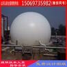 干式气柜双膜气柜工作原理适用及安装技术