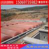 猪场红泥发酵袋软体沼气池尺寸定做及购买价格说明