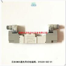 SY5320-5DZ-01现货日本SMC电磁阀图片