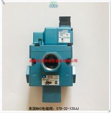 57D-32-120JJ美国MAC电磁阀250B-120JJ先导电磁阀图片