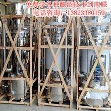 马田小型酿酒设备福田液态烤酒设备观澜酿酒技术培训