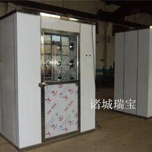 除塵潔凈風淋室語音控制風淋室風淋室生產廠家圖片