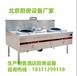 中餐后厨的全套设备饭店后厨蒸馍馍机单门不锈钢蒸饭车煤气米饭蒸熟机器