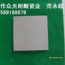 枝江耐酸砖生产厂家供应九江污水处理厂图片