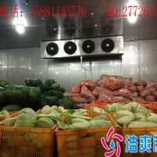 蔬菜保鲜库,蔬菜冷库安装,蔬菜气调保鲜库,蔬菜气调库