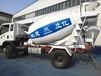 河南搅拌罐车,亿立8m³混凝土罐车