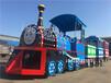 三川游乐设备观光无轨小火车有哪些优势
