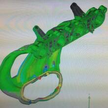 苏州抄数,无锡逆向设计,3D扫描,结构外观设计,样品检测建模