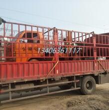 渭河平原路面施工专用路沿石开沟机