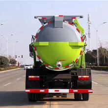 天燃气泔水垃圾车专业的生产厂家