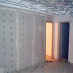 供应洪梅玻璃隔断,洪梅轻质砖隔墙,洪梅石膏板隔墙,洪梅彩钢板隔墙-施工进度快图片