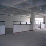 供应虎门玻璃隔断,虎门轻质砖隔墙,虎门石膏板隔墙,虎门彩钢板隔墙-施工进度快图片
