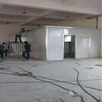 供应东城玻璃隔断,东城轻质砖隔墙,东城石膏板隔墙,东城彩钢板隔墙-施工进度快图片