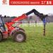 基础钻孔工程地质钻孔-用工程机械液压钻机
