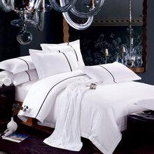 宾馆客房床品配比与配置
