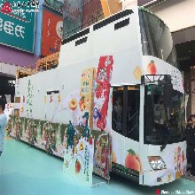 上海双层观光巴士出租租赁双层巴士敞篷大巴出租双层巴士品牌助兴可出省