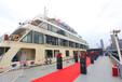 藍森金色大廳包廳、上海浦江游覽包船、藍森號游船、浦江游船租賃、游輪婚禮