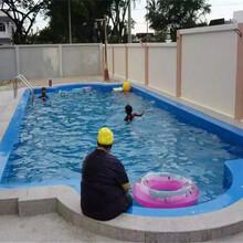 环保设施政府招待游泳水池鱼缸养鱼鱼池公共设施浴池
