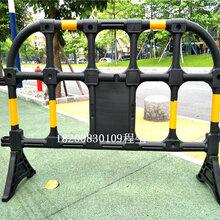 茂名pvc塑料护栏肇庆云浮建设项目施工安全防护图片