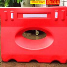 湖南长沙衡阳广西梧州南宁贺州柳州塑料水马护栏工程施工高栏