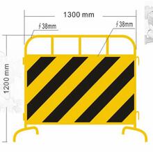 佳美交通设施生产公司供应广州佛山市政护栏1.31.2m建筑工程工地安全隔离护栏