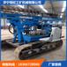 供应HWZG-600L履带式压桩机全液压压桩机公路护栏压桩机