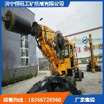 买轮式旋挖机到济宁恒旺高压线塔打桩机15米大口径旋挖钻机图片