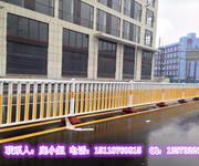 厂家专业生产锌钢道路护栏市政护栏图片