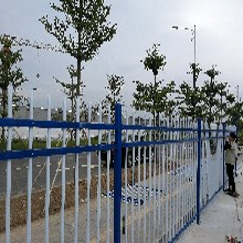 广东惠州别墅花园景观栏杆欧式铁艺护栏别墅铁艺大门