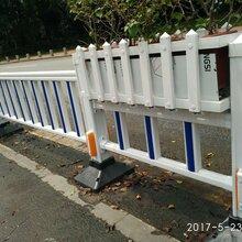 广东广州PVC护栏塑钢马路护栏电力塑钢护栏园林外墙栅栏图片