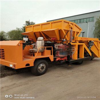 福州供应隧道自动上料喷浆机组喷浆车建特重工制造