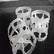 供应水处理填料pp鲍尔环填料塑料鲍尔环填料环形填料生产厂家直销