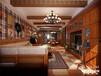 兰州装修效果图110㎡美式两居康乐家园星河湾免费量房设计报价