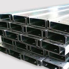 供甘肃兰州c型钢设计制作