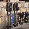 定制QDL无负压恒压变频供水设备二次增压供水不锈钢泵