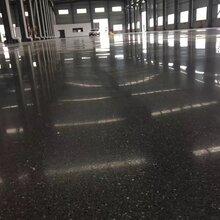 塘厦金刚砂施工----太阳湖+林村车间仓库耐磨地坪图片