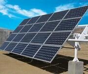 山东青岛太阳能光伏发电设备系统家用厂家自主研发出品1KW图片