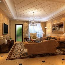 陕西桐城装饰怎么样--古典欧式风的三居室,不能再美了