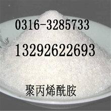 厂家供应品质保证阳/阴离子聚丙烯酰胺净水絮凝剂