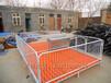 恒力养殖机械生产的整体喷塑内外镀锌仔猪保育床