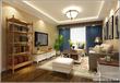 信阳新房装修:东方今典118平方米美式风格简单大气