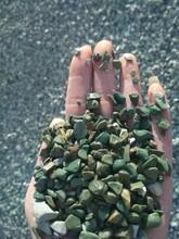 米黄水洗石白色红色黑色蓝色彩色洗米石河北地坪小鹅卵石图片