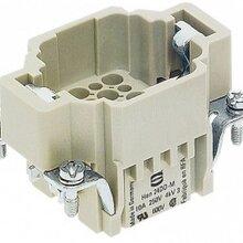 0375604矩形重载连接器哈丁现货